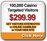Get Traffic to Casino Web Site