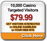 increase casino traffic