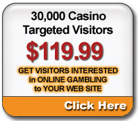 Casino Website Traffic Campaigns