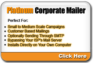 Broadcast Email Software