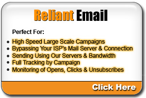 Email Broadcast Delivery System
