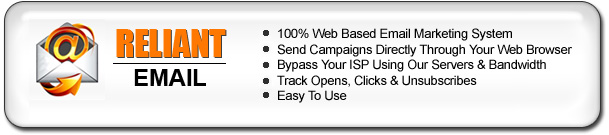 Reliant Email Marketing System