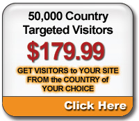 Get Traffic from Certain Countries